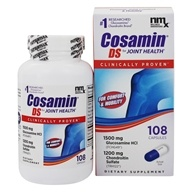 Cosamin - DS Double Strength Joint Health Supplement - 108 Capsules by Cosamin