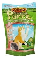 Zuke's - Natural PurrZ Moist Cat Treats Savory Salmon - 3 oz. (013423990544)