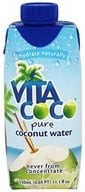 Vita Coco - Coconut Water 100% Pure 330ml. Unflavored - 11.1 oz., from category: Health Foods