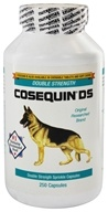 Cosequin - DS Double Strength Joint Health Supplement for Dogs - 250 Capsules by Cosequin