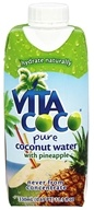 Image of Vita Coco - Coconut Water 330 ml. Pineapple - 11.1 oz.