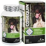 Cosequin - Bonelets Plus Hip & Joint Support Supplement for Dogs - 100 Chewable Tablets (755970407303)