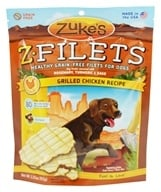 Zuke's - Z-Filets Dog Treats Grilled Chicken Strips - 3.25 oz. (formerly Premium Chicken), from category: Pet Care
