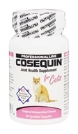 Image of Cosequin - Joint Health Supplement for Cats - 80 Capsules