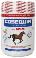 Cosequin - Equine Optimized with MSM Powder Joint Supplement for Horses - 1400 Grams (755970404081)