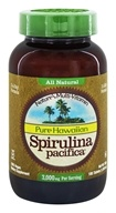 Image of Nutrex Hawaii - Pure Hawaiian Spirulina Pacifica 1000 mg. - 180 Tablets