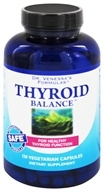 Dr. Venessa's Formulas - Thyroid Balance - 120 Vegetarian Capsules, from category: Nutritional Supplements