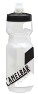 Image of CamelBak - Podium Bottle BPA Free Clear/Carbon - 24 oz.