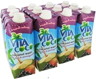 Vita Coco - Coconut Water 500 ml. Acai & Pomegranate - 17 oz.