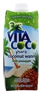 Image of Vita Coco - Coconut Water 500 ml. Pineapple - 17 oz.