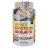 Image of SDC Nutrition - About Time 100% All Natural Whey Protein Isolate Vanilla - 2 lbs.