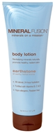 Image of Mineral Fusion - Mineral Body Lotion Earthstone - 8 oz.
