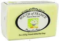 Image of South of France - French Milled Vegetable Bar Soap Magnolia Pear - 8 oz.