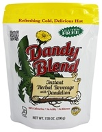 Dandy Blend - Instant Herbal Beverage with Dandelion - 7.05 oz.