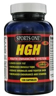 Sports One - HGH-XS Youth Enhancing System - 120 Capsules (759475390177)