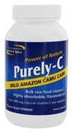 Image of North American Herb & Spice - Power Of Nature Purely-C Wild Amazon Camu Camu Bulk Powder - 120 Grams