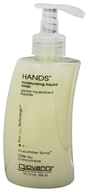 Giovanni - Hands Liquid Soap Moisturizing Cucumber Song - 10.1 oz. DAILY DEAL