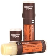 Pangea Organics - Ecocentric Lipcare Lip Balm Egyptian Fennel With Grapefruit & Sweet Orange - 0.25 oz.