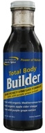 North American Herb & Spice - Power Of Nature Total Body Builder Raw Honey-Vinegar Formula - 12 oz. CLEARANCE PRICED