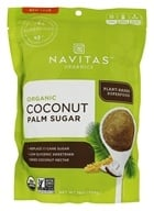 Navitas Naturals - Sweet Tooth Organic Coconut Palm Sugar - 16 oz., from category: Health Foods