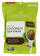 Image of Navitas Naturals - Sweet Tooth Organic Coconut Palm Sugar - 16 oz.