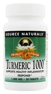 Image of Source Naturals - Turmeric 1000 1000 mg. - 30 Tablets