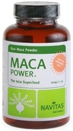 Navitas Naturals - Maca Power Raw Maca Powder Certified Organic - 7.1 oz.