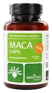 Navitas Naturals - Maca Power Gelatinized Maca - 100 Capsules, from category: Herbs