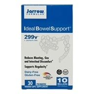 Jarrow Formulas - IBS Ideal Bowel Support 299V - 30 Vegetarian Capsules by Jarrow Formulas