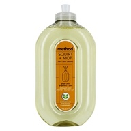 Method - Hard Floor Cleaner Squirt + Mop Ginger Yuzu - 25 oz. (817939000700)