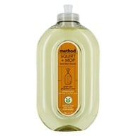 Image of Method - Hard Floor Cleaner Squirt + Mop Ginger Yuzu - 25 oz.