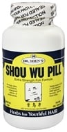Dr. Shen's - Shou Wu Pill Youthful Hair - 200 Tablets by Dr. Shen's