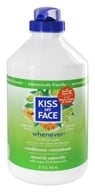 Kiss My Face - Conditioner Whenever Everyday Use Green Tea & Lime - 32 oz. by Kiss My Face