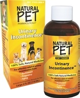 King Bio - Natural Pet Urinary Incontinence For Canines Large - 4 oz.