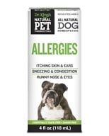 King Bio - Natural Pet Allergies For Canines Large - 4 oz., from category: Pet Care