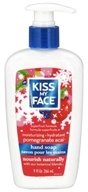 Image of Kiss My Face - Hand Soap Moisturizing Pomegranate Acai - 9 oz.
