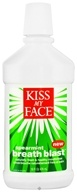 Kiss My Face - Breath Blast Mouthrinse Spearmint - 16 oz.