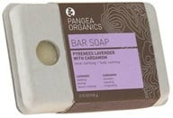 Pangea Organics - Bar Soap Clarifying & Soothing Pyrenees Lavender With Cardamom - 3.75 oz.