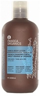 Pangea Organics - Hand & Body Lotion Joyful & Soothing French Chamomile With Sweet Orange & Lavender - 8.5 oz.