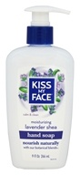 Image of Kiss My Face - Liquid Moisture Soap Lavender Shea - 9 oz.
