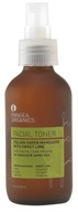 Pangea Organics - Facial Toner For Balanced & Combo Skin Italian Green Mandarin With Sweet Lime - 4 oz.