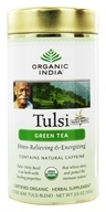 Image of Organic India - Tulsi Loose Leaf Tea Green Tea - 3.5 oz.