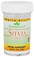 SweetLeaf - Stevia Extract - 0.4 oz. CLEARANCE PRICED