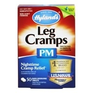 Hylands - Leg Cramps PM - 50 Tablets, from category: Homeopathy