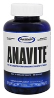 Gaspari Nutrition - Anavite Performance Multi-Vitamin - 180 Tablets