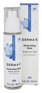 Image of Derma-E - Hydrating Mist With Hyaluronic Acid - 2 oz.
