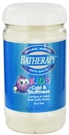 Queen Helene - Batherapy Natural Mineral Bath Salts Kid's Cold & Stuffiness - 16 oz. - $4.14