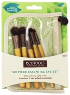 Eco Tools - Bamboo Eye Brush Set - 6 Piece(s) by Eco Tools