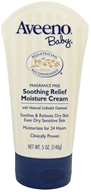 Image of Aveeno - Baby Soothing Relief Moisture Cream Fragrance Free - 5 oz.