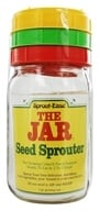 Image of Sprout-Eease - The Jar Seed Sprouter - 1 qt.